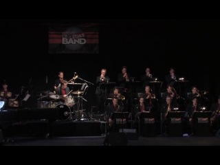 Gordon Goodwin's Big Phat Band - Hit The Ground Running (Live)